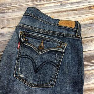 Levi's 515 Bootcut Flap Pocket 12